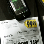 Best Buy's Palm Pre worth $99 is a false alarm