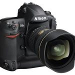Nikon D3S DSLR pro-level camera announced
