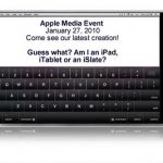 Apple iTablet, iSlate, or iPad: Are you excited? –Here is all you need to know