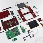 Nintendo DSi XL teardown reveals obviously larger parts