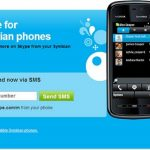 Skype goes on Nokia Symbian phones