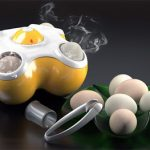 BangBang Egg Toaster will steam your eggs and pop it up