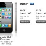 Apple iPhone 4 more than 600,000 Pre-Orders in one day