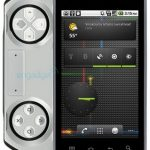 Sony Ericsson PSP Go-like Smartphone Utilizing Android 3.0 Gaming Platform Soon