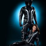 TRON official replica bike suits set undeniable for $995