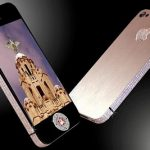 Diamond-covered iPhone 4 by Stuart Hughes will cost you $8M