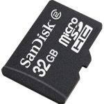 Shoppingeeze: SanDisk's 32GB microSDHC card now $89.73 normally $200