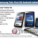 T-Mobile Samsung Galaxy Tab For $399 With 2-Year Contract
