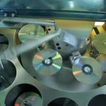 How video game discs are made