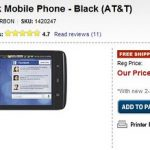 Shoppingeeze: Dell Streak for $100 on contract at Best Buy