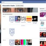 Creative uses of the new Facebook profile layout