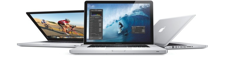 Apple MacBook Pros