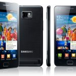 In the Clouds – the Samsung Galaxy S II