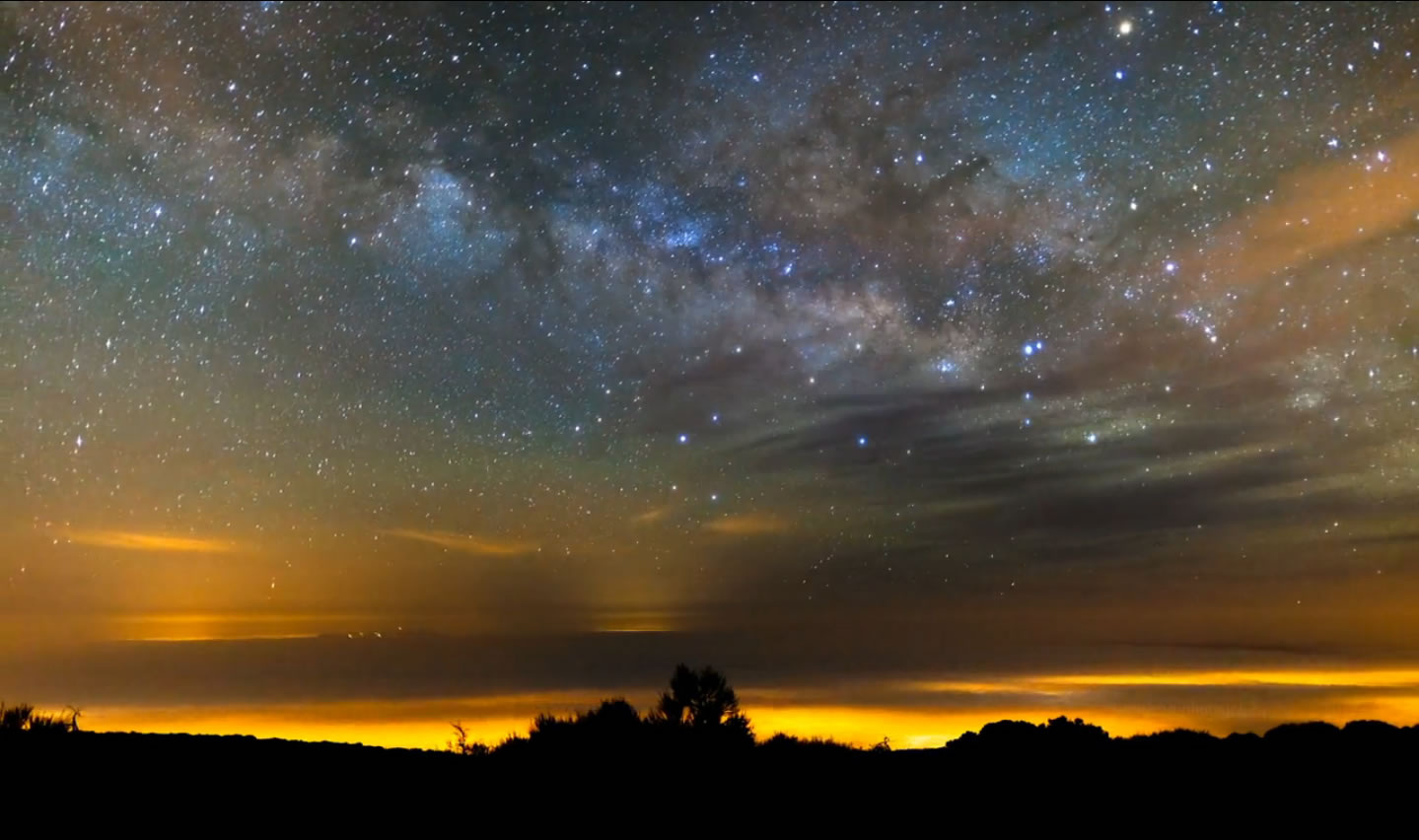 The Most Stunning Time-Lapse