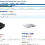 Amazon UK Drops Apple Pricing, Hint Near Product Updates