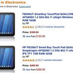 HP TouchPad to Hit Amazon UK for only £89(16GB) and £115(32GB)