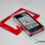 Review: Crimson Aluminum Frame Case for iPhone 4