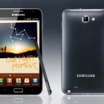 Samsung Galaxy Note, smartphone-tablet in one