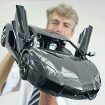 Lamborghini Aventador Model, World's Most Expensive Replica Priced Over $4.7 Million