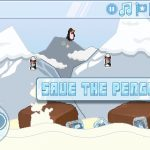 Penguin Meltdown App: Save Penguins, Win Chocolatey Stuff