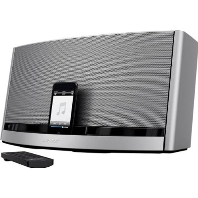 best luxury iphone 4 4s speaker system docks. Black Bedroom Furniture Sets. Home Design Ideas