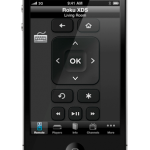 Roku Introduces iPhone Remote App