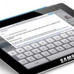 Samsung prepping a retina resolution tablet to beat iPad 3