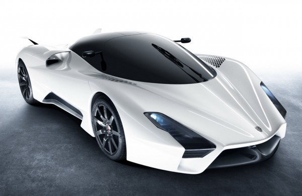 Top Most Powerful Sportcars - Powerful sports cars