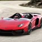 Lamborghini Aventador J boasts 700HP engine with no roof and windshield