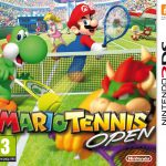 It's Game Set and Mario As Nintendo Serves Up Some  Tennis Action On The Nintendo 3DS Console