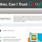 Can we still trust Google to do no evil?