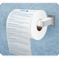 Instead of bringing in newspaper or magazine on the comfort room, you may want to track back your tweets or someone else's by reading it on a roll of toilet […]