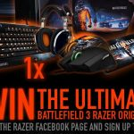 Win the Ultimate Battlefield 3 Razer Origin PC