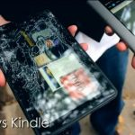 Drop Test Comparison 7-inch Tablets: Google Nexus 7, Kindle Fire, Galaxy Tab 2 7.0, and Nook Tablet