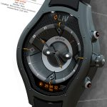 LIV an ultra-durable, waterproof sporty watch