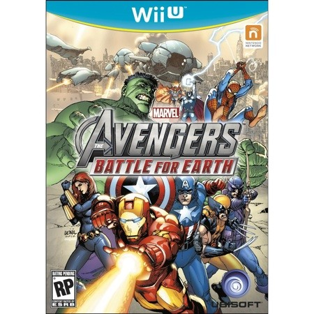 Nintendo's Wii U Avenger Battle for Earth