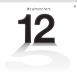 Apple Sends iPhone 5 Hinted Invites For September 12th Special Event