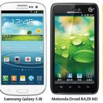 Specs Comparison: Apple iPhone 5 vs Samsung Galaxy S3 vs Motorola Droid Razr HD vs Nokia Lumia 920
