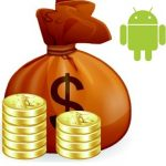 How can you keep track of your gaming budget on Android?