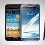 Samsung Galaxy Note II vs Galaxy Note: Specs