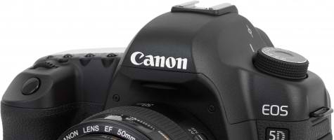 Canon 5D Mark II Discontinued
