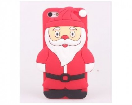 Santa Case Cute Case for iPhone 5