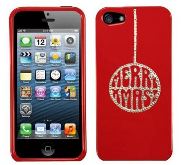 Shocking Red Xmas Case