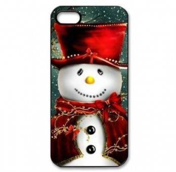 Snowman Case for iPhone 5 Fitted