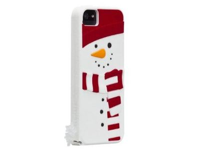 Snowman Case for iPhone 5