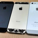 Gold iPhone 5S aimed for the Chinese market