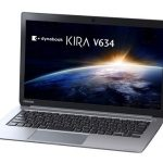 Toshiba Dynabook Kira V654 sports 22 hours of battery life