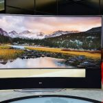CES 2014: Ultra-widescreen LG 105-inch 21:9 Curved UHDTV