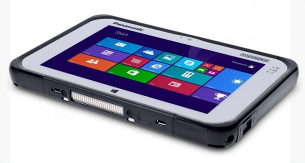 Panasonic FZ-M1 Rugged Tablet