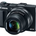 Canon unveiled large-sensor G1X Mark II compact camera